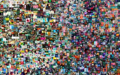 Digital-only artwork fetches nearly $70 million at Christie's